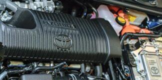 silnik i akumulator