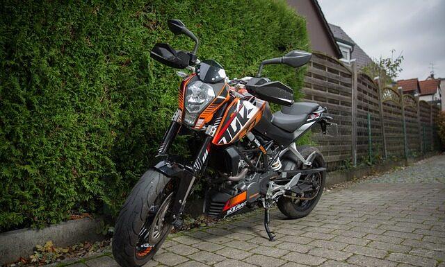 jaki motocykl 125