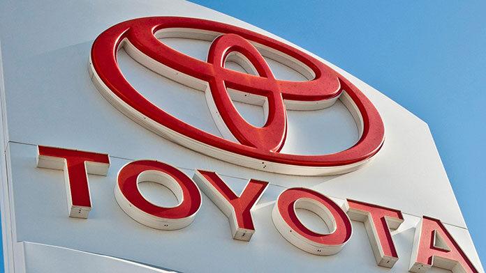 Bardzo profesjonalny salon i serwis marki Toyota